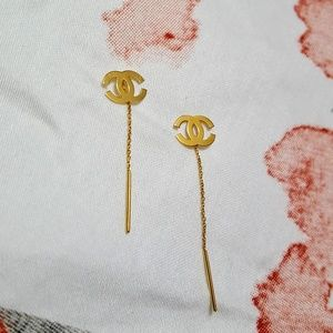 Jewelry - 18K Real Gold Small Earrings
